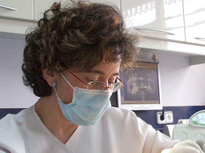 Dra. Alicia Gutiérrez Vivó Torrelodones